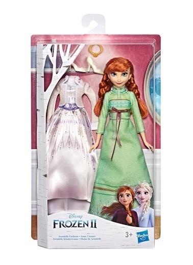 Hasbro Disney Frozen 2 Anna Moda Seti Renkli